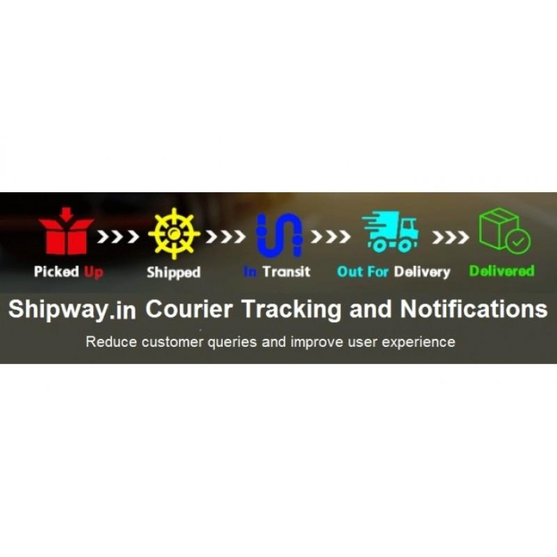 Shipway - Отслеживание курьера