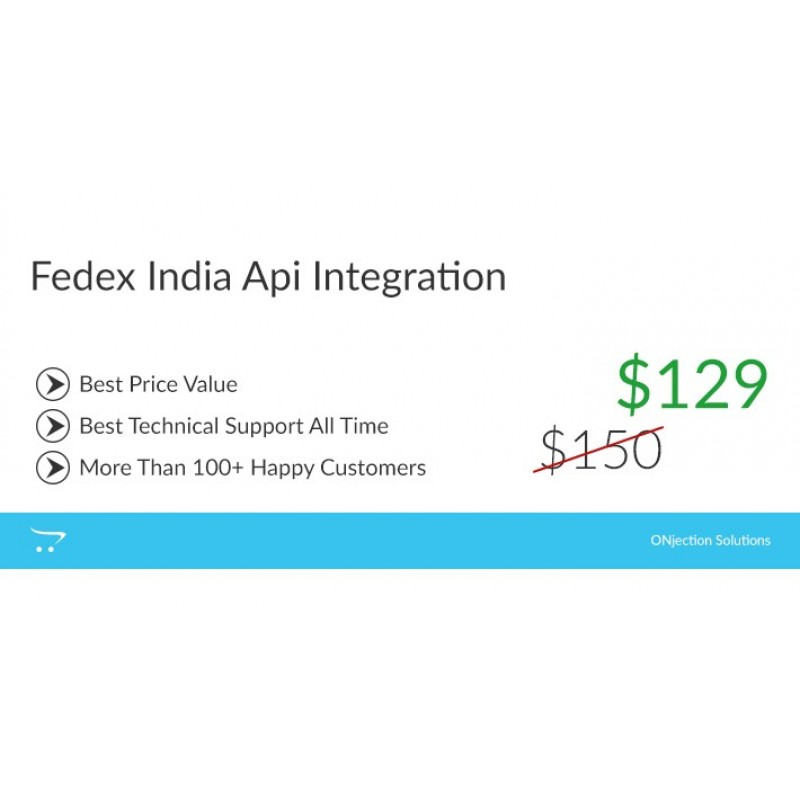 Fedex India Api Integration
