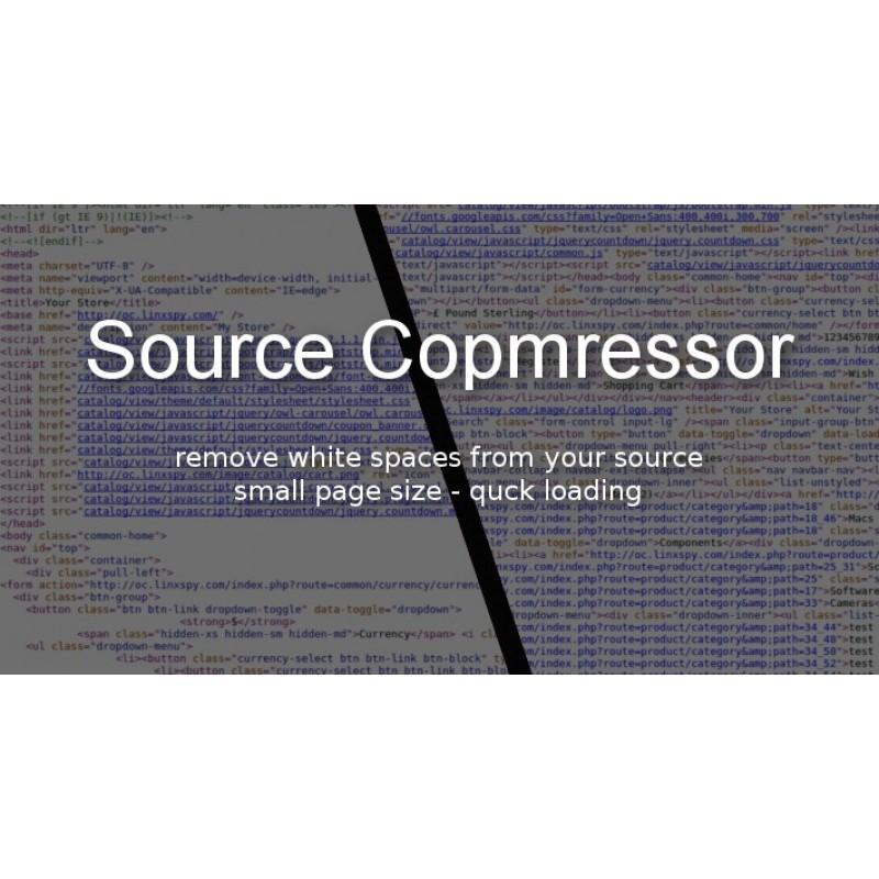 SourceCode Compressor