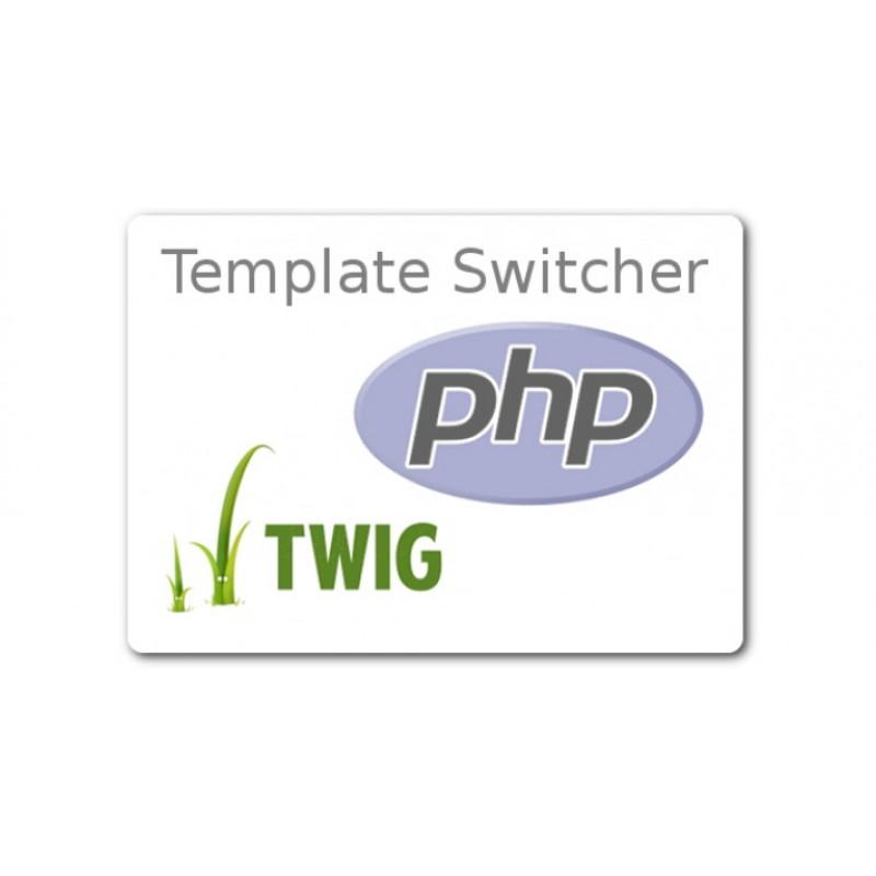 OpenCart Template Switcher