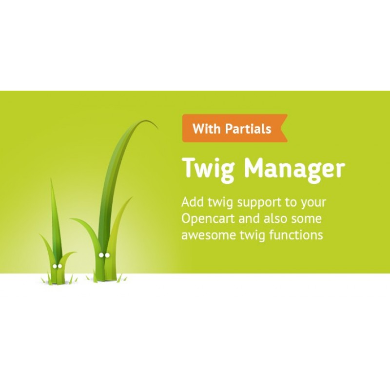 Twig Manager