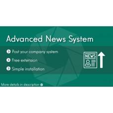 Advanced News System