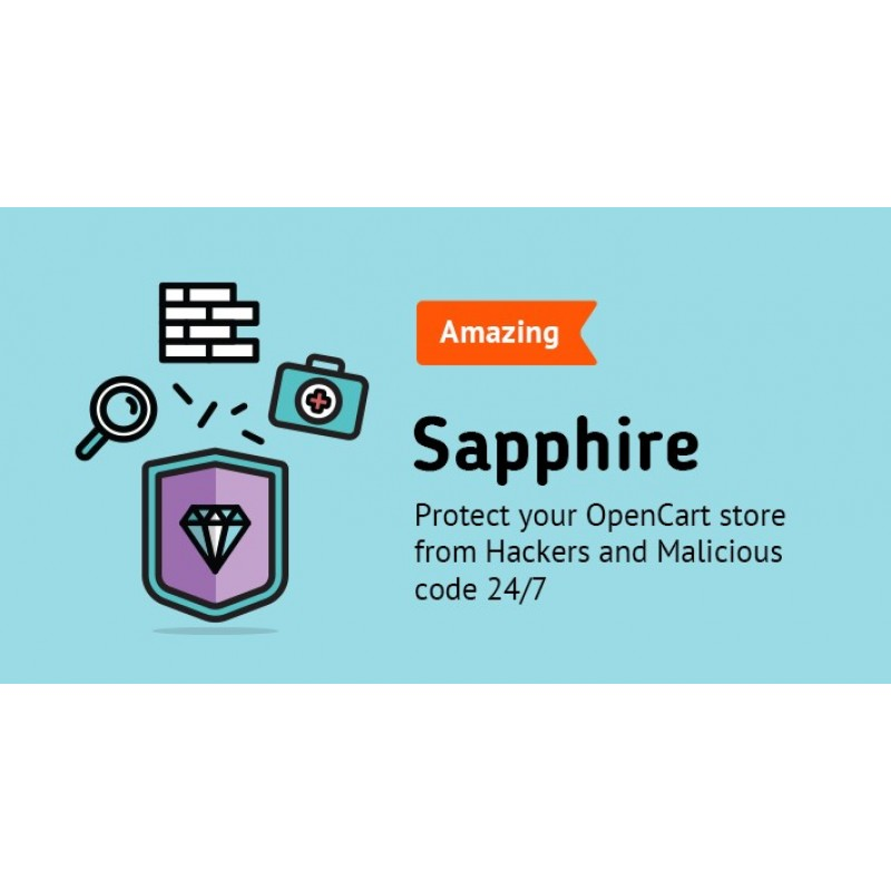 Sapphire - Модуль Безпеки