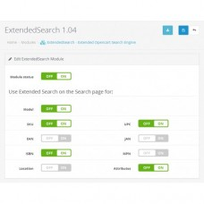 ExtendedSearch - extends the standard search functionality, foto - 4