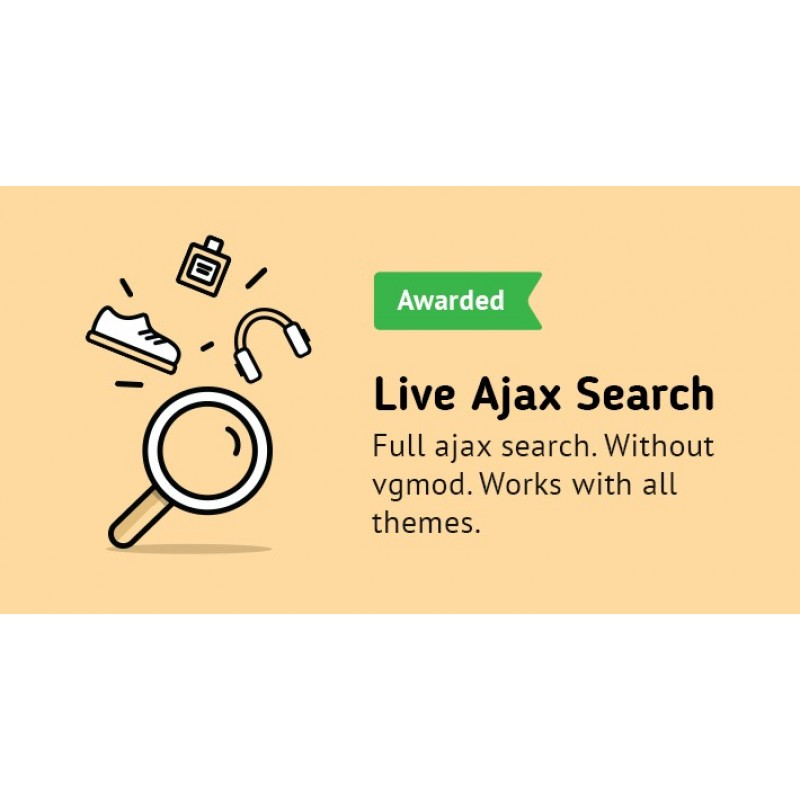 Live Ajax Search