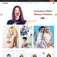 Fortunato Multi Purpose Responsive Theme, foto - 3