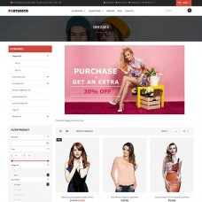 Fortunato Multi Purpose Responsive Theme, foto - 4