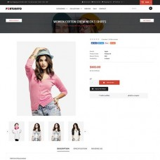 Fortunato Multi Purpose Responsive Theme, foto - 2