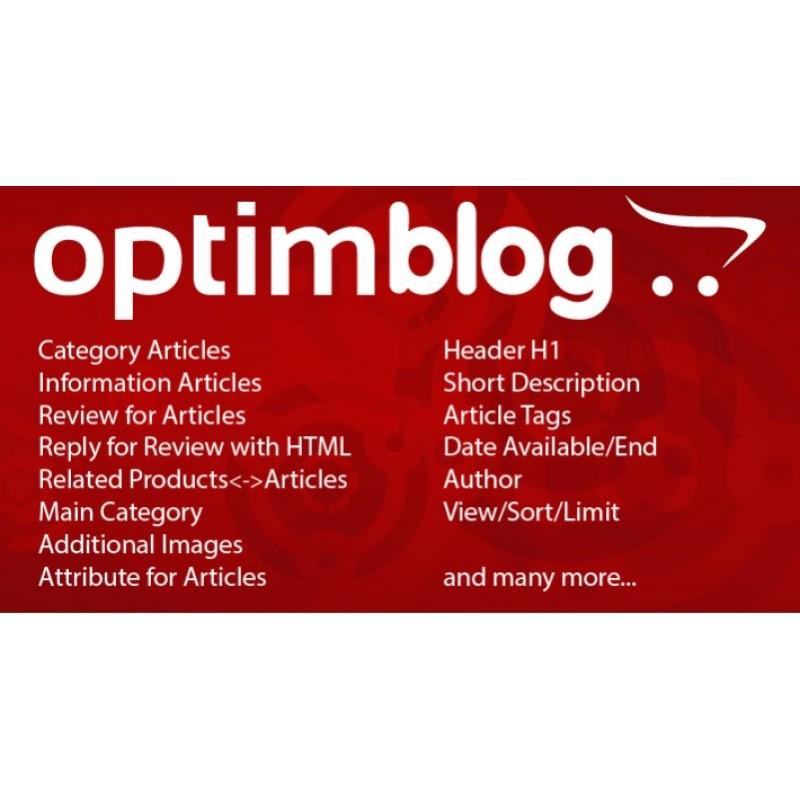 Optim Blog
