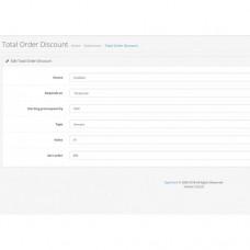 Total Order Discount, foto - 5