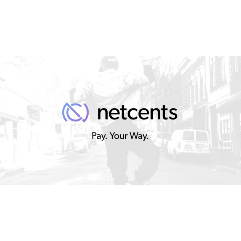 Cryptocurrency via NetCents