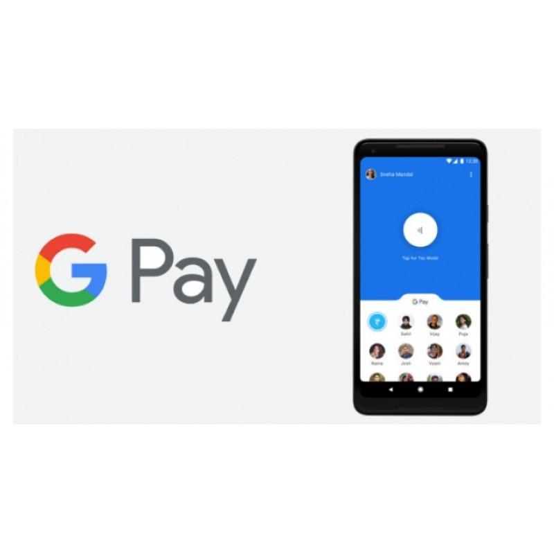 Оплата Google Pay