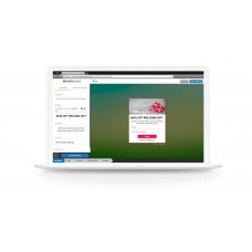 Free Popups, Generated Lead Email Popup, Exit-Intent Popup, foto - 1