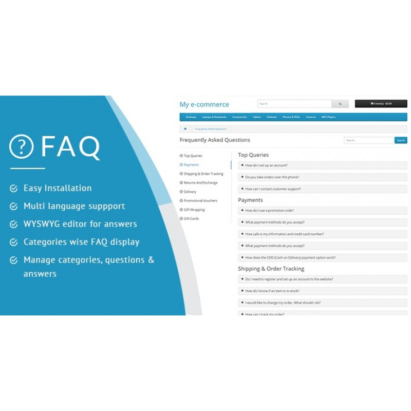 Advanced FAQ - Frequently Asked Questions