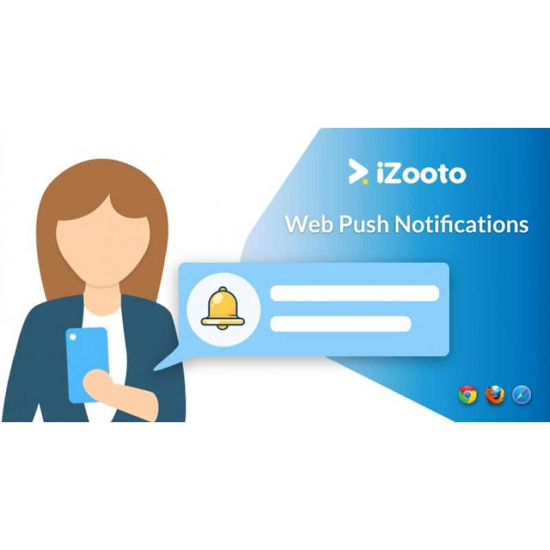iZooto Push-уведомления