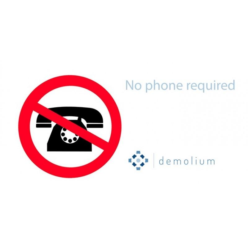Телефон не обязателен