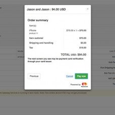 MasterCard для OpenCart , foto - 8