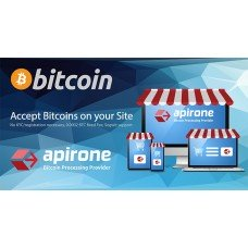Accept Bitcoin Payments via Apirone Gateway, foto - 1