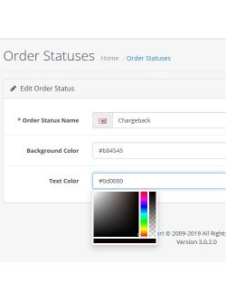 Цвет статуса заказа , foto - 5