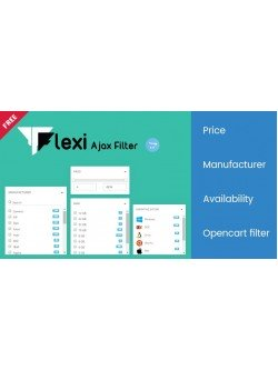 Flexi Product Filter Free