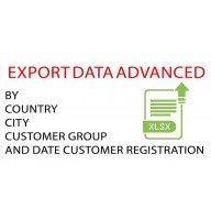 Export data advanced, foto - 1
