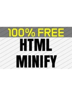 HTML Minify | Compress code | SourceCode Compressor, foto - 3